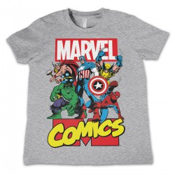 Marvel Group - Kids Grey