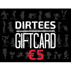 Dirtees - Gift Card - €5