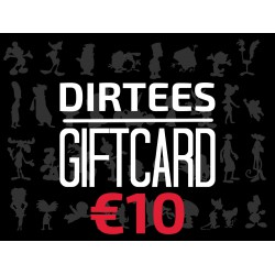 Dirtees - Gift Card - €10