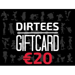 Dirtees - Gift Card - €20
