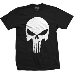 Punisher - Jagged Skull -...