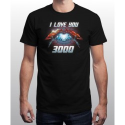 I Love You 3000 - Iron Man...